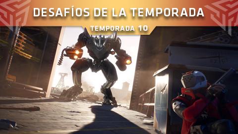 Todos los desafíos de la Temporada 10 de Fortnite: Battle Royale