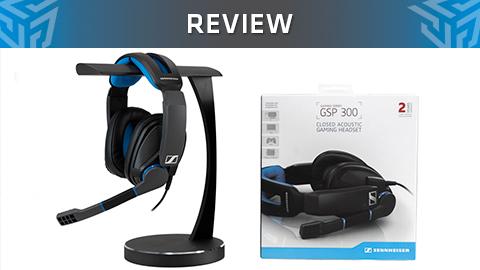 Review Auriculares Sennheiser Gaming Series GSP 300 – ¿Están a la altura de la marca?