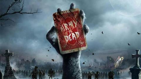 Zack Snyder muestra una nueva imagen del rodaje de su película «Army of the Dead»