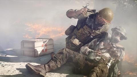 DICE cancela el modo competitivo 5 contra 5 de Battlefield V