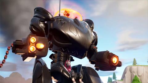 Epic Games reduce la potencia del B.R.U.T.O. por petición de la comunidad