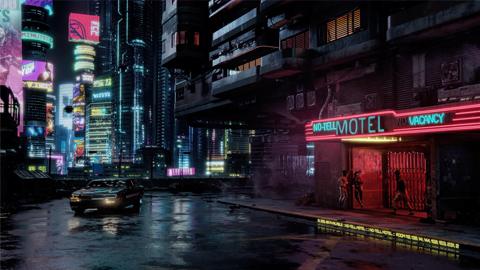 El mapa de Cyberpunk 2077 será más pequeño en comparación al de The Witcher 3