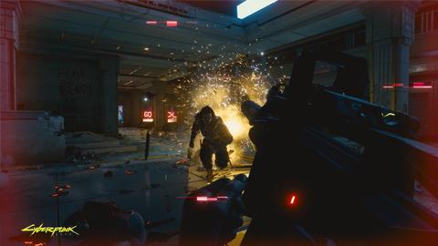 Gamescom 2019 nos deja nuevas imágenes de Cyberpunk 2077