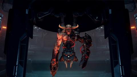 DOOM Eternal publica un tráiler presentando a un nuevo enemigo: DOOM Hunter
