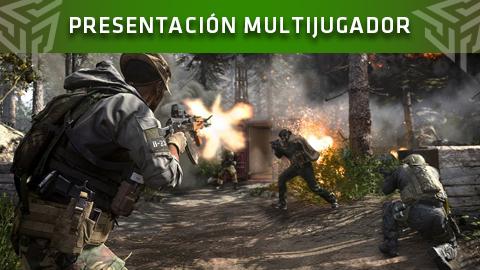 Call of Duty: Modern Warfare presenta su modo multijugador