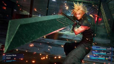 Final Fantasy VII Remake es el juego que más esperan en Japón
