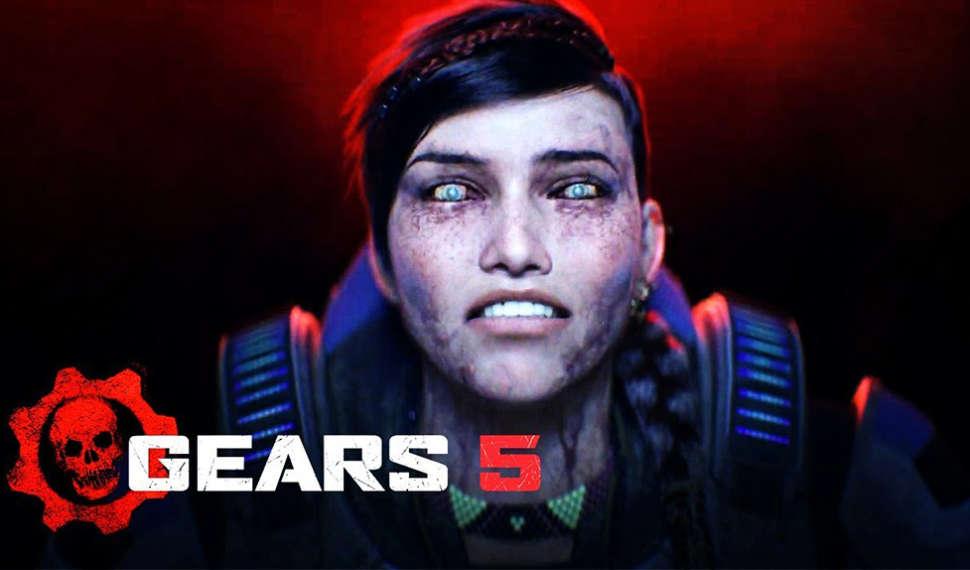 El tráiler de la campaña de Gears 5 presentado en la Gamescom