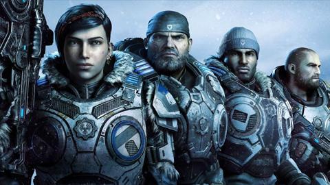 The Coalition explica por qué Gears 5 no tendrá cooperativo para 4 jugadores