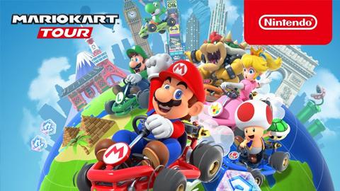 Mario Kart Tour revela su fecha de lanzamiento