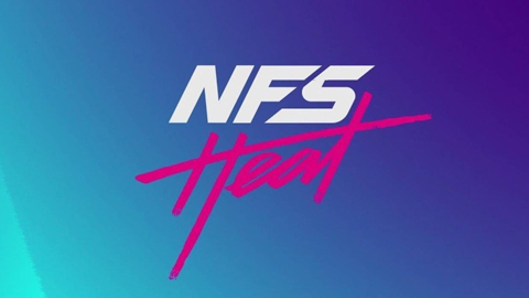 Filtrado el logo y la primera imagen de Need for Speed Heat