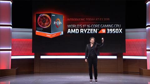 Todo sobre el nuevo procesador AMD Ryzen 9 3950X y la familia de GPUs Radeon RX 5700