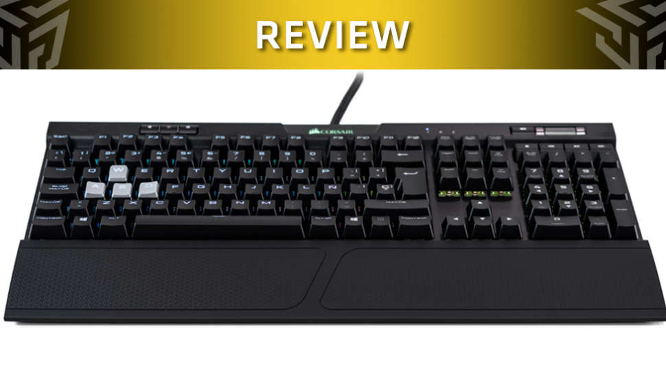 Review Corsair K70 RGB MK2 con Switches mecánicos Cherry MX Speed – ¿Es un teclado funcional?