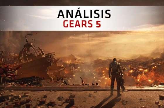 Análisis de Gears 5 – Lidiando con las consecuencias