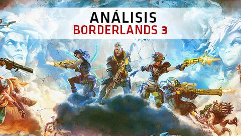 Análisis de Borderlands 3 – Más grande, más armas, pero… ¿mejor?