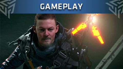Death Stranding publica un gameplay de 48 minutos en el que muestra y explica su jugabilidad