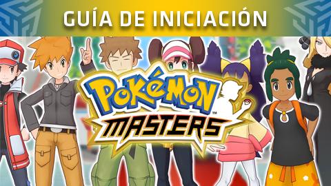 Pokémon Masters: Todo lo que debéis saber para dar los primeros pasos
