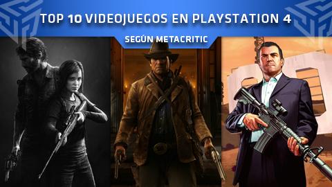 Los 10 mejores videojuegos en PlayStation 4 según Metacritic