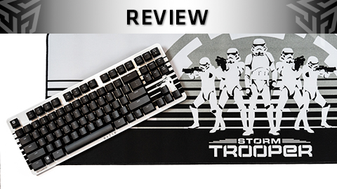 Review Razer BlackWidow Lite Stormtropper – El teclado favorito de Darth Vader