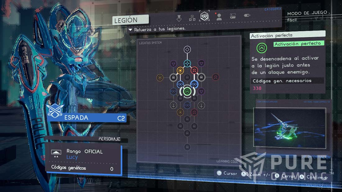 analisis astral chain