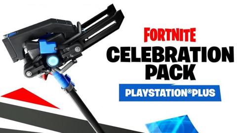 Filtrado el nuevo pack de Fortnite para los suscriptores de PlayStation Plus