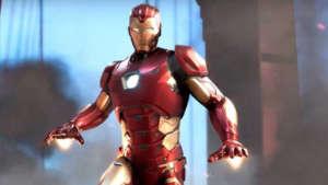 Marvel's Avengers Comic Con