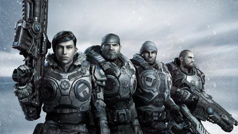 Gears 5 no forma parte de una trilogía, sino de una saga
