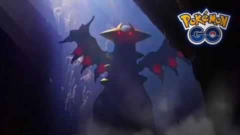 Pokémon GO añade al pokémon legendario Giratina (shiny) a las incursiones