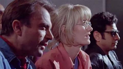Jurassic World 3 contará con tres protagonistas de la primera película de Jurassic Park