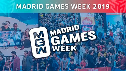 Madrid Games Week 2019 – Las razones por las que no puedes perdertelo