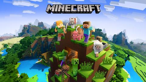 Minecraft presenta un editor de personajes como parte del videojuego