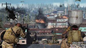 beta Call of Duty: modern warfare