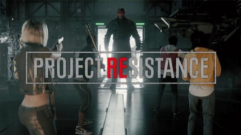 Capcom publica el primer tráiler de Project Resistance