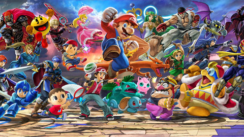 Super Smash Bros. Ultimate ha sido premiado como juego del año en Tokyo Game Show 2019