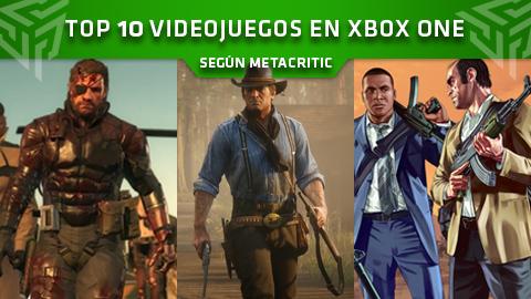 Los 10 mejores videojuegos en Xbox One según Metacritic