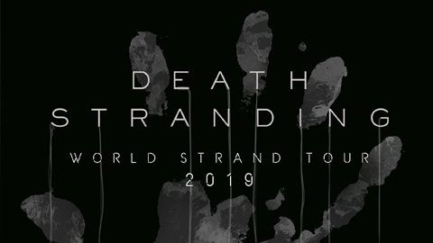 "Kojima Productions anuncia el ""Death Stranding: World Strand Tour"""