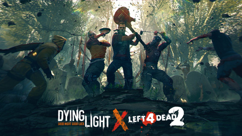 Dying Light anuncia un crossover con Left 4 Dead