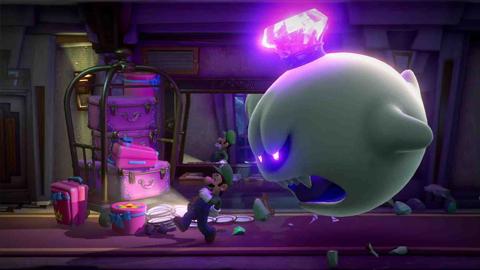 Nintendo muestra un tráiler de Luigi's Mansion 3 doblado al castellano