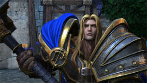 beta Warcraft III: Reforged