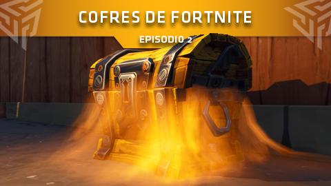 Ya conocemos la localización de todos los cofres de Fortnite: Battle Royale, Episodio 2