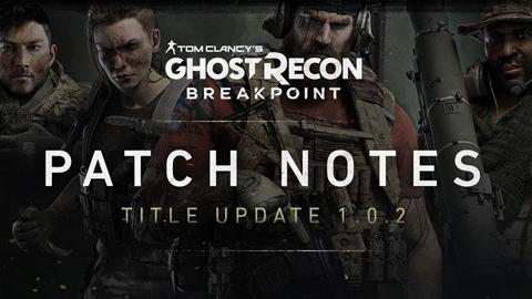 Ghost Recon Breakpoint lanza una nueva actualización con mejoras