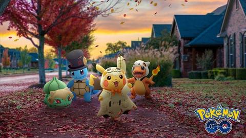 Pokémon GO anuncia las novedades de su evento de Halloween