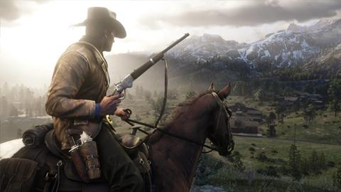 La versión de PC de Red Dead Redemption 2 incluirá mejoras gráficas y más contenido