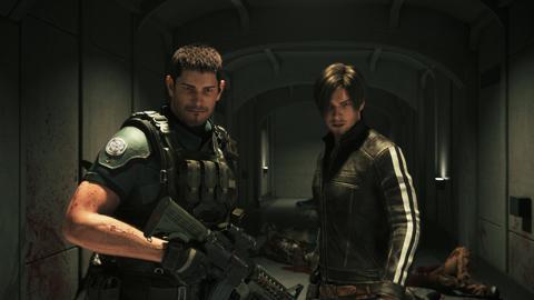 Resident Evil 5 y 6 ya cuentan con demos en la eShop de Nintendo Switch