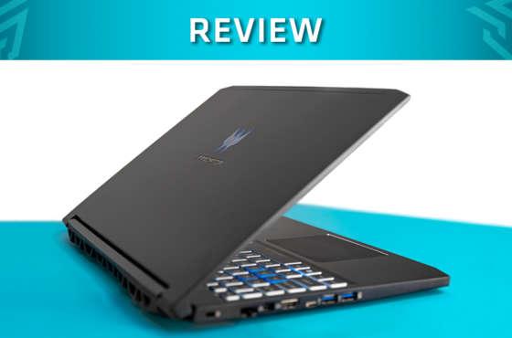 Review Acer Predator Triton 300 – ¿Un portátil gaming a la altura?