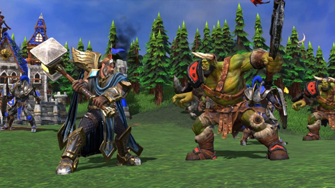 Warcraft 3: Reforged lanza un nuevo gameplay de 20 minutos