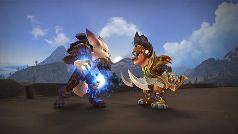 World of Warcraft añadirá dos nuevas razas en futuras actualizaciones