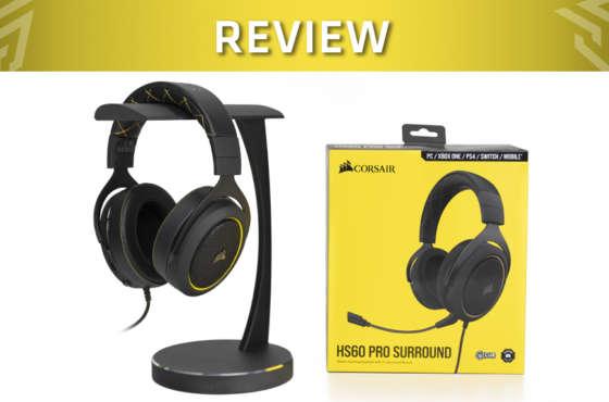 Review Corsair HS60 Pro Surround – Pocos cambios, mucha versatilidad
