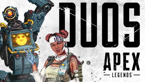 Apex Legends incorpora el modo dúos y el campo de tiro