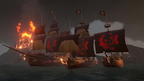 Sea of Thieves y Gears of War se unen para ofrecer este increíble barco