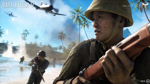 La actualización 5.2 de Battlefield V ajustará el equilibrio de las armas
